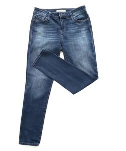 Mavi Straight Cut Blue Jeans in size 28